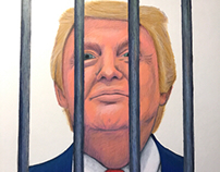 Political Editorial Illustration
