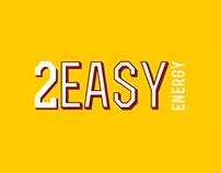BRANDING + WEBSITE - 2EASY ENERGY