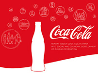 Sustainable development report | Coca Cola