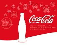 Sustainable development report   Coca Cola