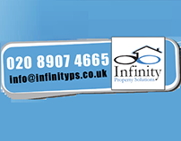 Cheap Website Design for Infinity Property Solutions