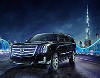 Cadillac Dubai Project