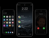 iPhone 8. Concept Design