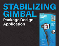 Stabilizing Gimbal - Package Design Application