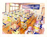 Class 1-D