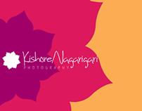 """Branding """"Kishore Nagarigari Photography"""""""