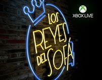 Los Reyes del Sofá - XBox Live