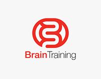 Brain Training   Logo Design