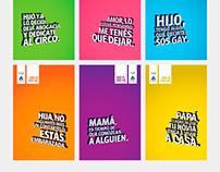 Consejo Publicitario Argentino / Campaña Libertad
