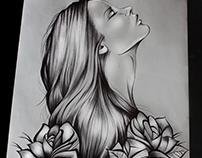 Illustrazione - tecnica: penna