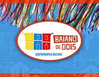 BAIANO DE DOIS - Branding