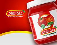 Dallet Alsham Tomato Products design