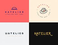 HATELIER - Logo Design