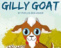 Illustrations for children`s book Gilly Goat