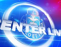 Center live Video