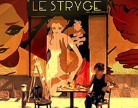 Lutèce et Le Stryge - Urban Art