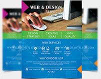 Design Services – Flyer Template