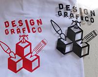 Logo para o curso de Design Gráfico