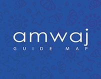 Amwaj Gudie Map