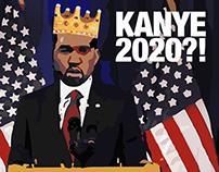 social media response to Kanye's speech at the VMA's