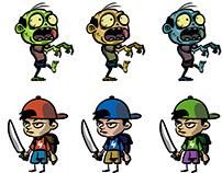 Zombies Concept
