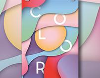 Color Poster Design