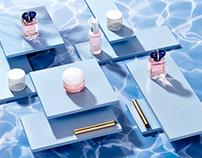 Summer Glow Campaign L'Oréal Germany x parfumdreams.de