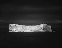 ICE ON BLACK – Greenland