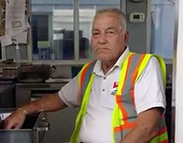Beloved Toll Collector Says He Was Fired For Paying Som