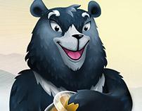 Taiwan bear