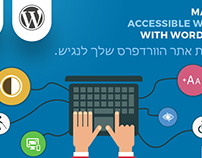 Make an accessible website with WordPress