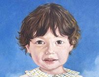 Ricky portrait