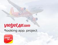 Vietjet Air Booking App