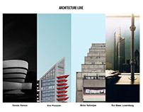 Website - Architecture Love