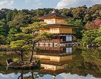 The Golden Pavilion Kyoto