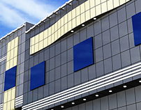ACP Cladding Designs - Buildings
