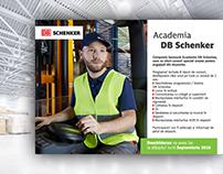 DB Schenker Academy poster