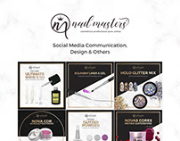 Nail Masters - Social Media Communication & Others