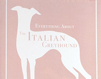 Everything about the Italian Greyhound book
