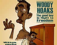 The Blue Note - Woody Hoaks Character Design