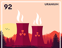 Periodic Table Image - Uranium