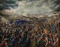 Allan Gray Investments Epic battle scene