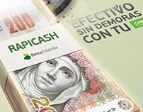 RAPICASH - Banco Falabella