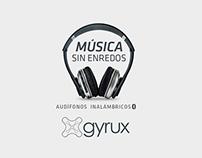 Audífonos Inalámbricos Gyrux