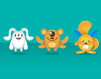 Cute Monsters #02