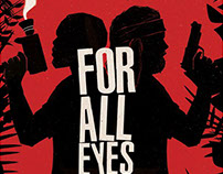 For All Eyes Always - Key art