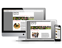 Website Design for Forever Fit Personal Training