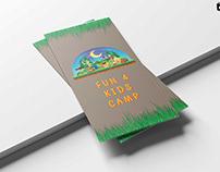 Free Fun Kid Tri-Fold Brochure Templates