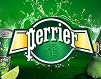 Perrier Club Banners