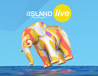 The ISLAND live